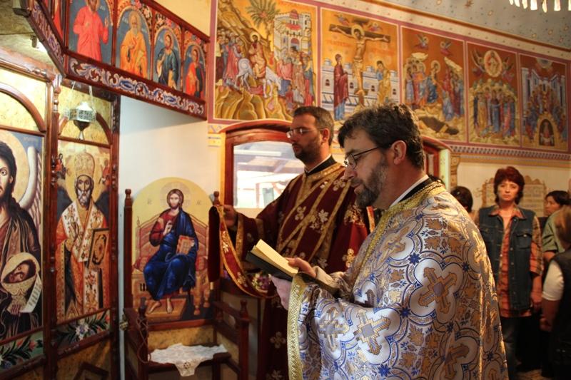 """Разглеждате: 10 години от освещаването на храма"""" Успение Богородично"""" в с. Владиславци"""